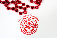 Proud to be a Firefighter Bead