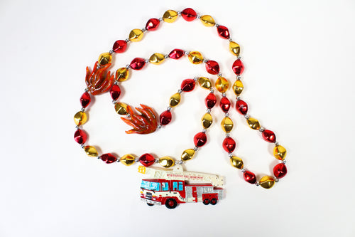 NOLA Fire Department Bead