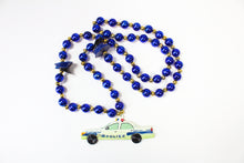 "Police Car ""To Protect and Serve"" Bead"