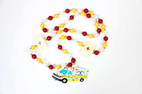 Ambulance/Paramedic Bead