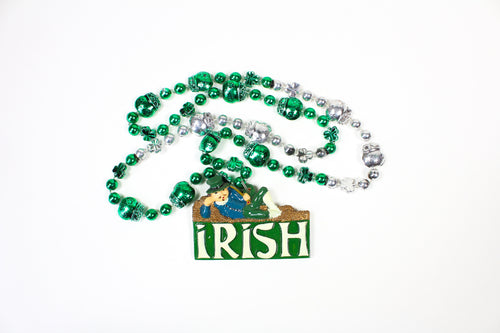Irish Leprechaun Bead