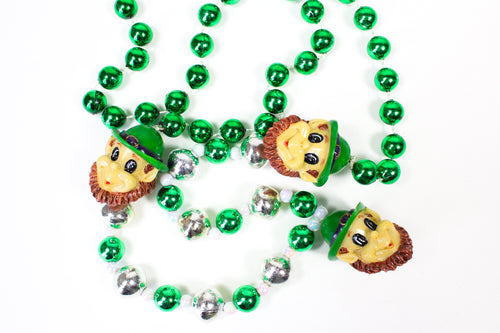 Leprechaun Heads Bead
