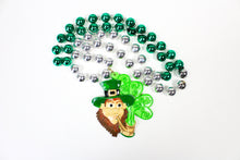 Leprechaun Smoking Green Bead