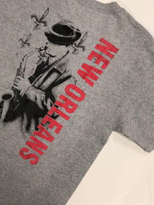 Saxophone Player T-Shirt
