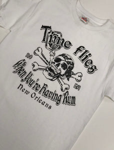 Time Flies When You're Having Rum T-Shirt