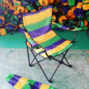 Mardi Gras Parade Chairs