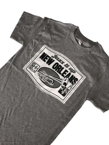 Jazz it Up New Orleans T-Shirt