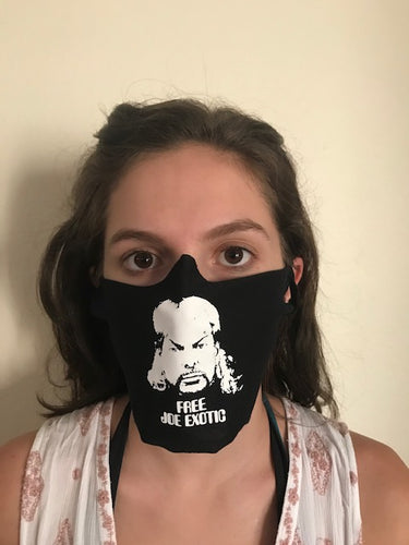 Free Joe Exotic Face Mask