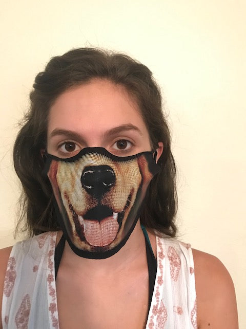 Dog Mouth Face Mask