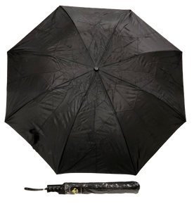 Solid Black Umbrella