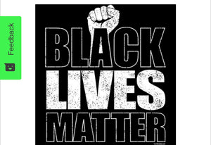BLM Black Lives Matter T-Shirt