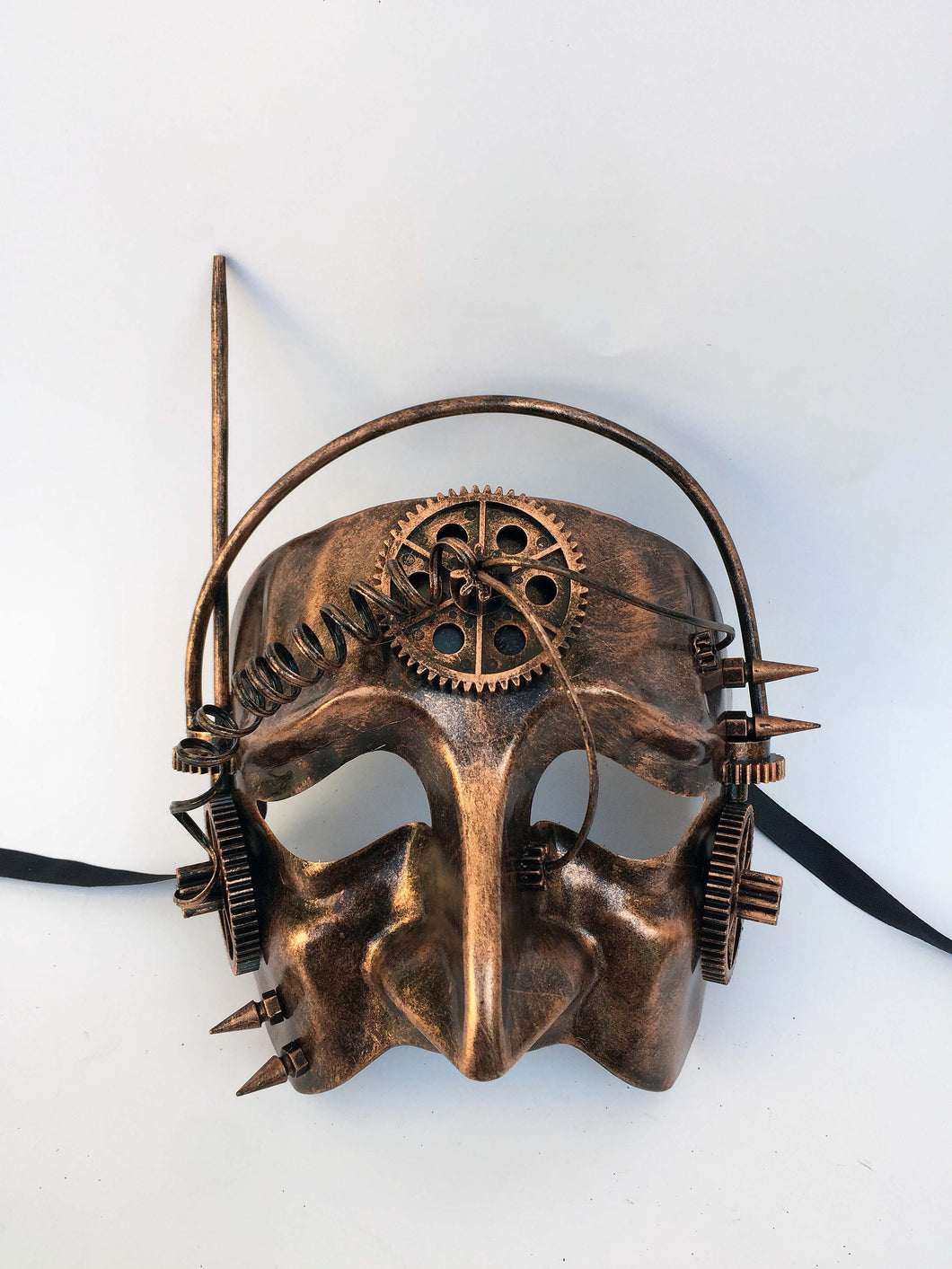 Steampunk Robot Mask