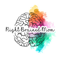 Right Brained Mom