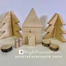 Paint it Yourself - Little house set