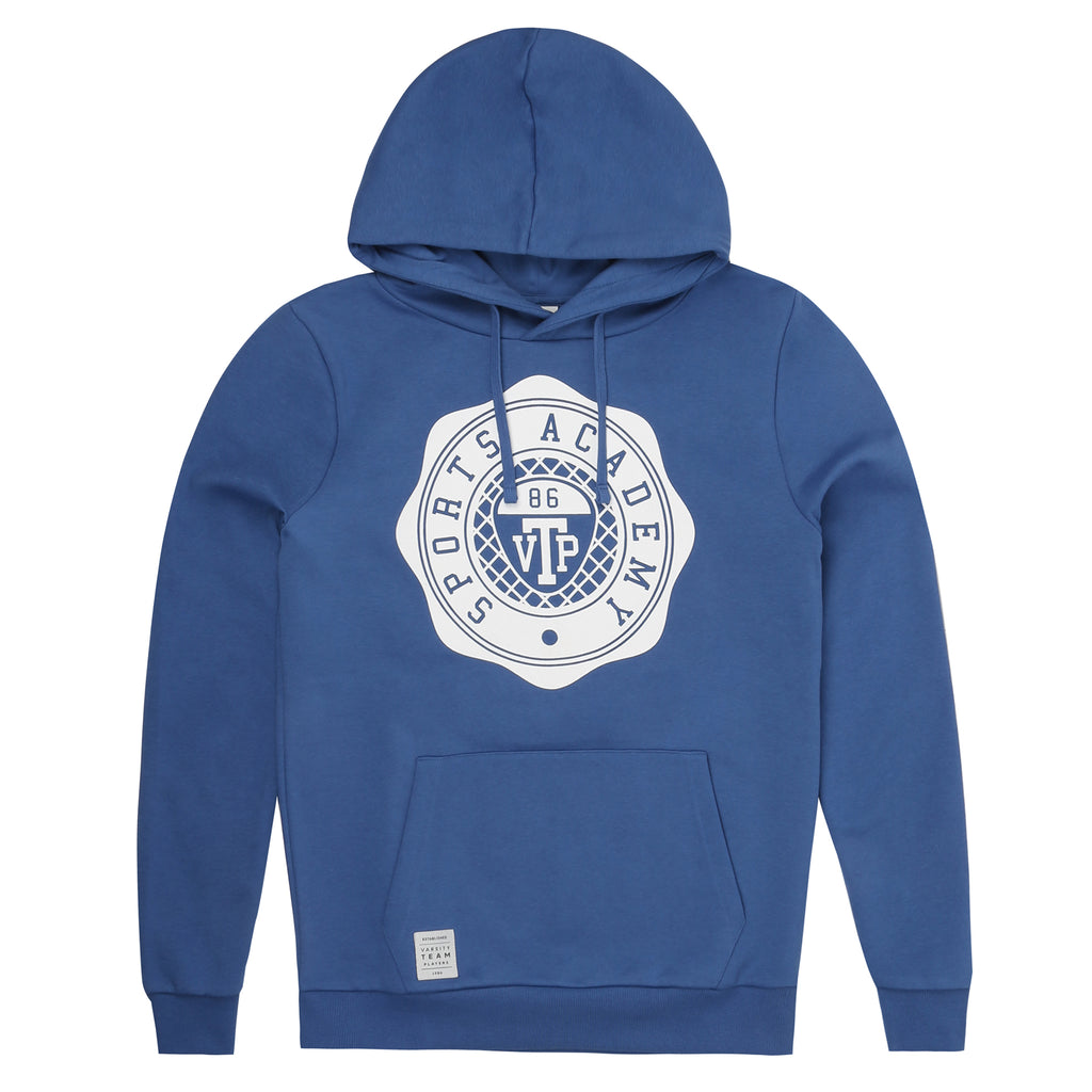 Varsity Team Player Pullover Hood - Vintage Navy