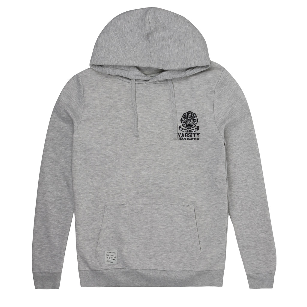 VTP Pullover Hood - Grey Heather