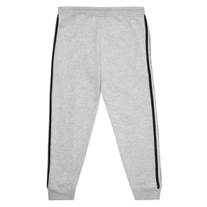Emblem Jog Pants - Grey Heather