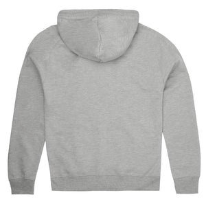 Massachusetts Pullover Hood - Grey Heather