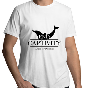 End captivity - unisex t-shirt. 12 COLOURS