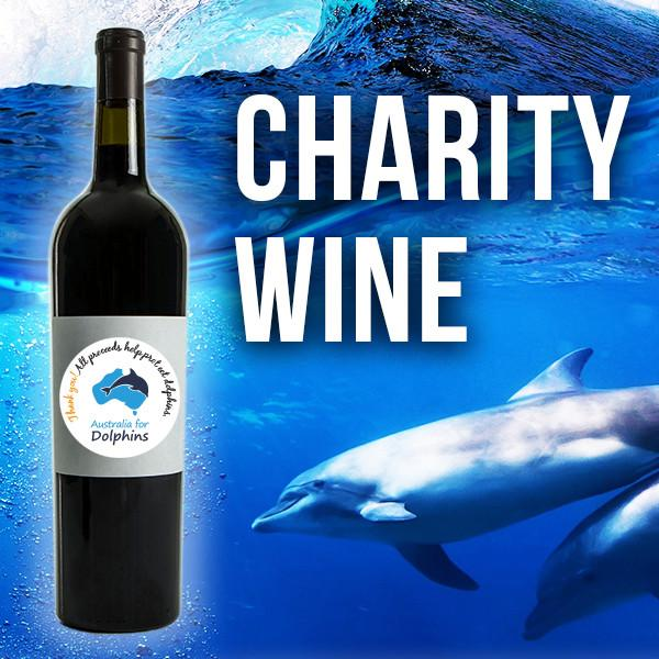 Action for Dolphins Wine by Goodwill Wine