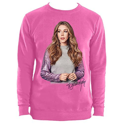 Glitter Room Pink Sweater