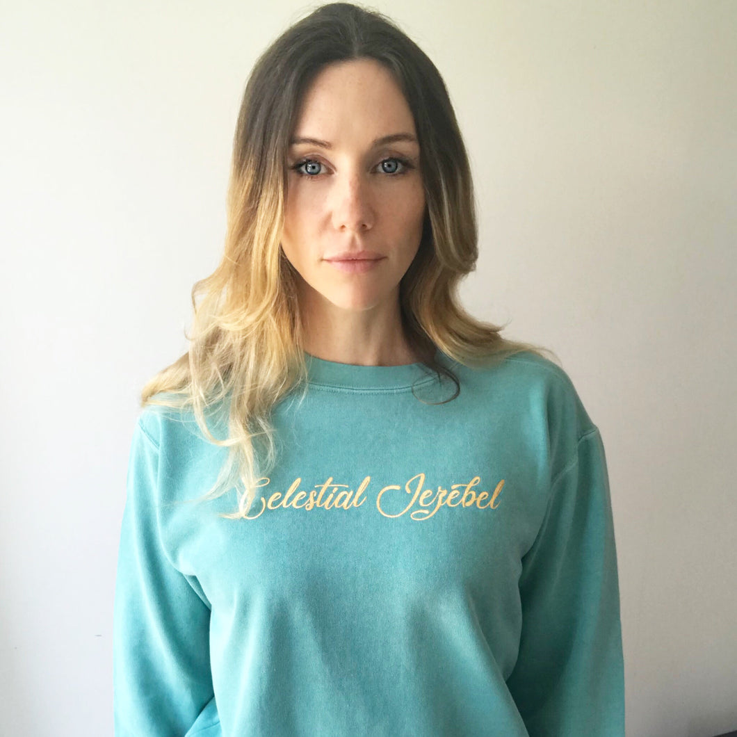 Celestial Jezebel Sweater