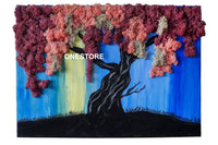 Painting with lichen - The Enchanted Tree - OneStoreOnline.com