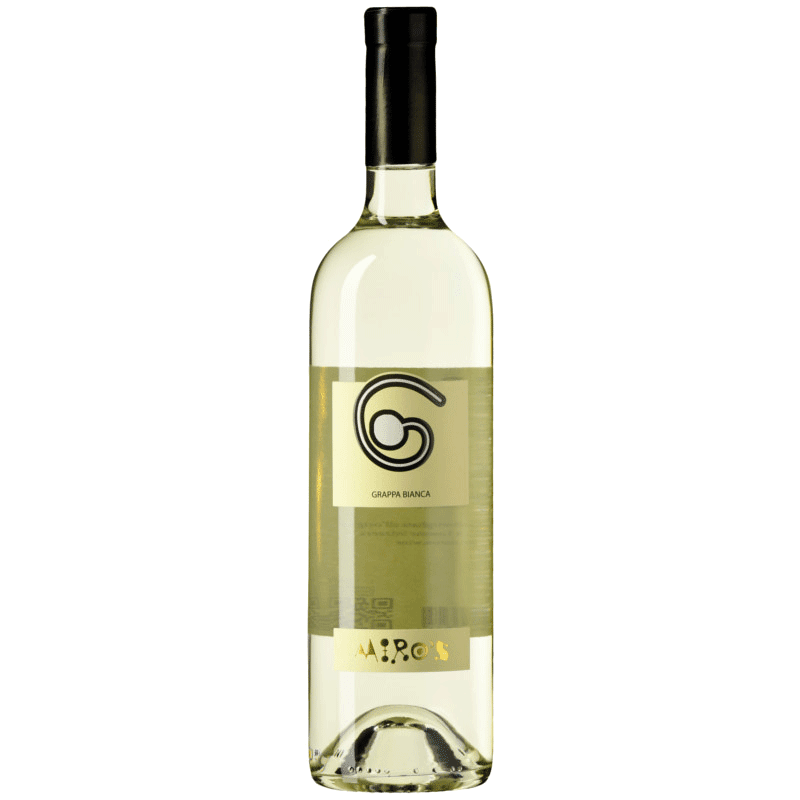 MIROS Superalcolico 75 cl G Grappa Bianca (271997632536)