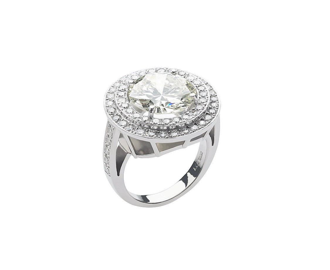 """One and only"" Diamond Ring"