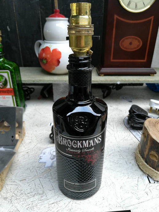 Brockmans Gin Lamp