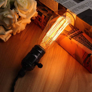 Vintage Edison Light Bulb E27  110/220V