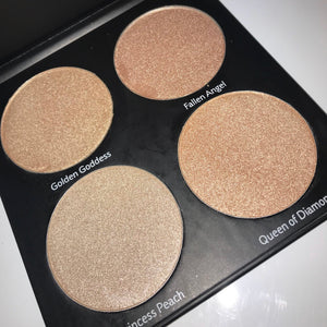 Princess Cut Pro Highlighter Palette