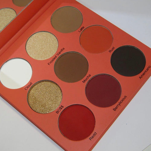 'Winter Spice' Eyeshadow Palette