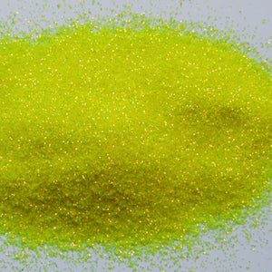 'Lìmon' Fine Iridescent Yellow Glitter