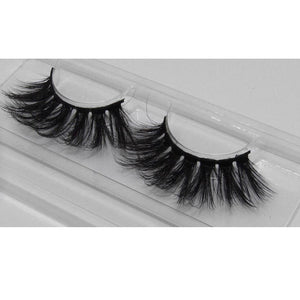 'Bad & Boujee' Luxury Eyelashes (25mm)