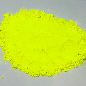 'Limoncello' Neon Yellow Pigment