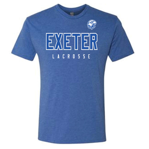 Exeter Lacrosse Short Sleeve T-Shirt