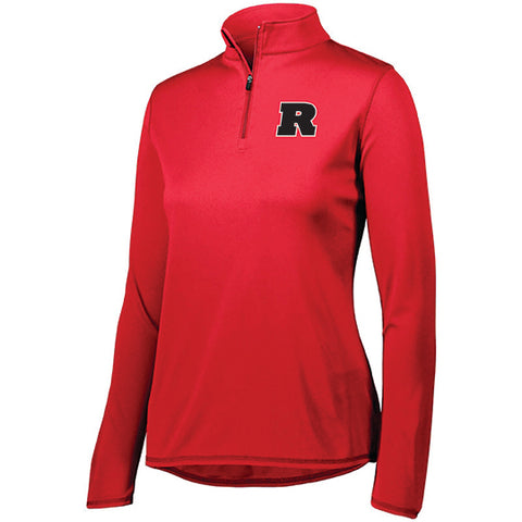 Reading Intermediate 1/4 Zip Pullover