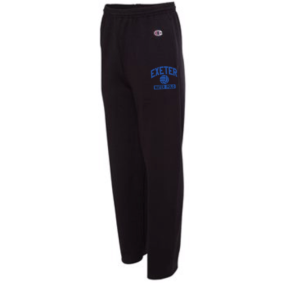 Exeter Waterpolo Sweatpants - Black