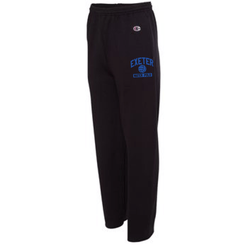 Exeter Water Polo Sweatpants - Black