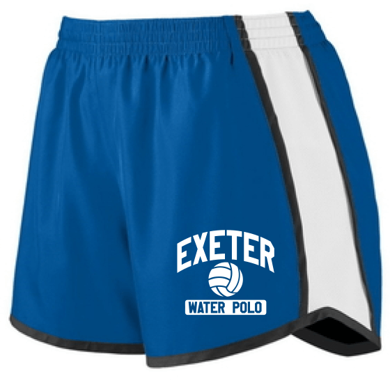 Exeter Waterpolo Womens Shorts - Royal