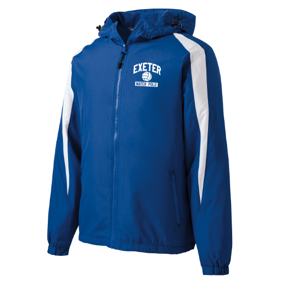 Exeter Waterpolo Jacket - Royal