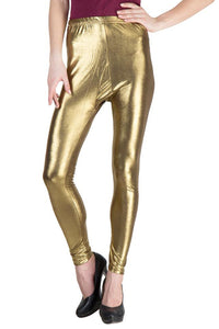Castle Dark Golden Shimmer Legging