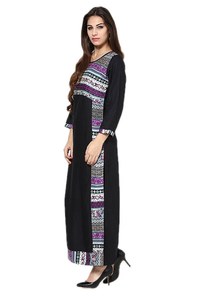 Castle Multicoloured Printed Kurta - Castle Lifestyle