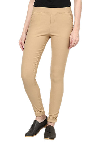Castle Fawn Plain Jegging