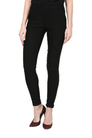 Castle Black Plain Jegging