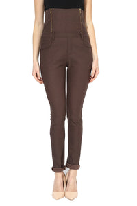 Castle Coffee High Waist Jegging