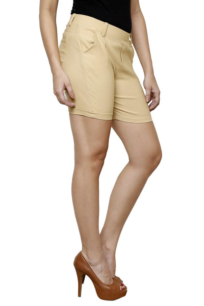 Castle Beige Lumlum Shorts - Castle Lifestyle