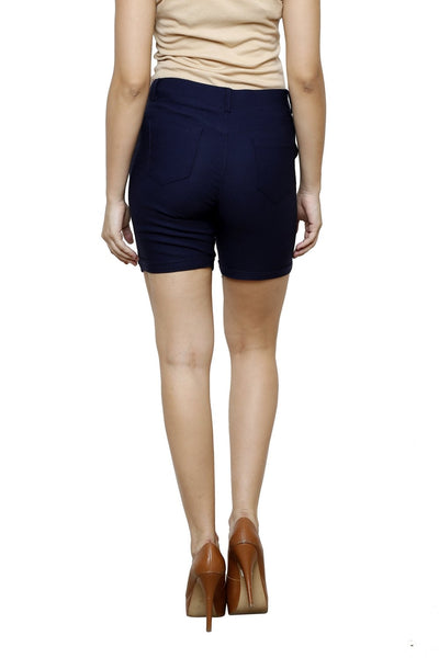 Castle Navy Blue Lumlum Shorts - Castle Lifestyle