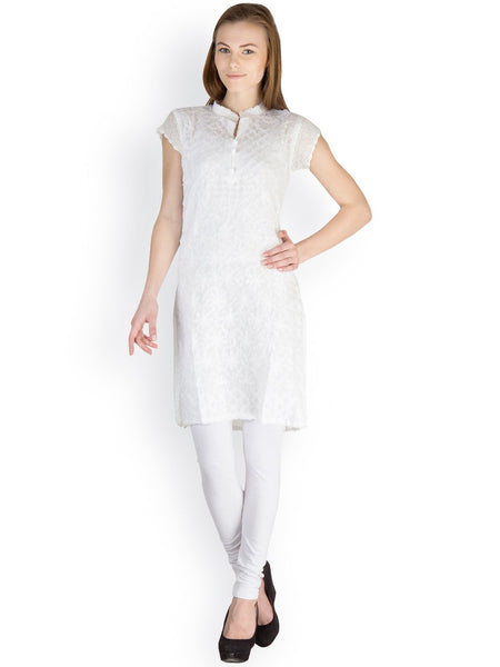 Castle Pack of 2 Embroidered Cotton Kurti - Castle Lifestyle